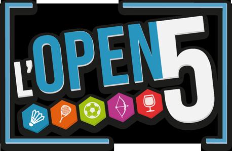 Logo l'OPEN 5