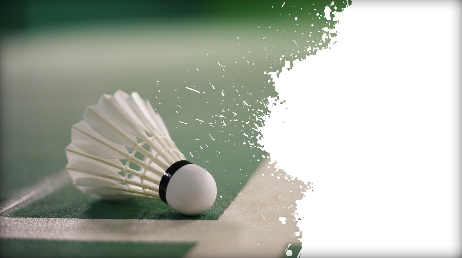 Volan de badminton